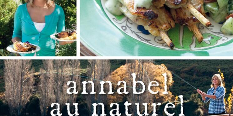 Annabel au naturel : les recettes d'une Néo-Zélandaise