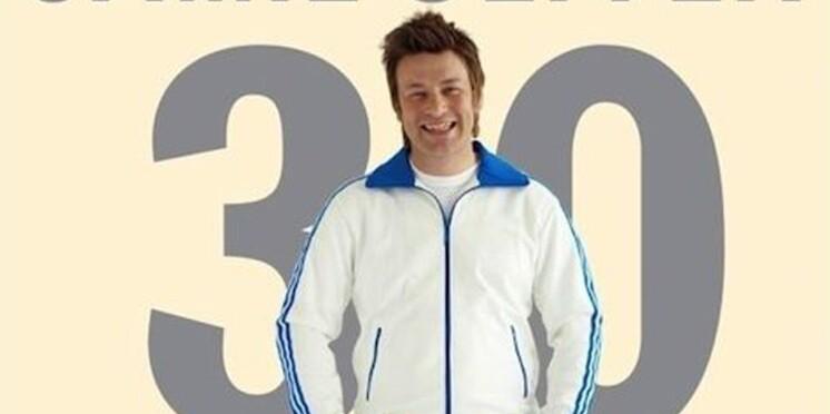 """Jamie Oliver, auteur du """"livre de cuisine le moins sain"""" de 2011"""