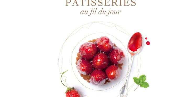 En librairie cette semaine : les pâtisseries de Laurent Jeannin