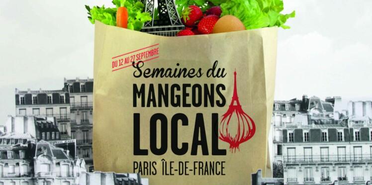 Mangeons local en Île de France