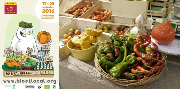 Campagne Manger bio et local : 300 événements pour découvrir l'agriculture biologique