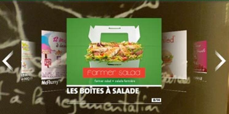 McDo teste un restaurant spécial cafés et salades