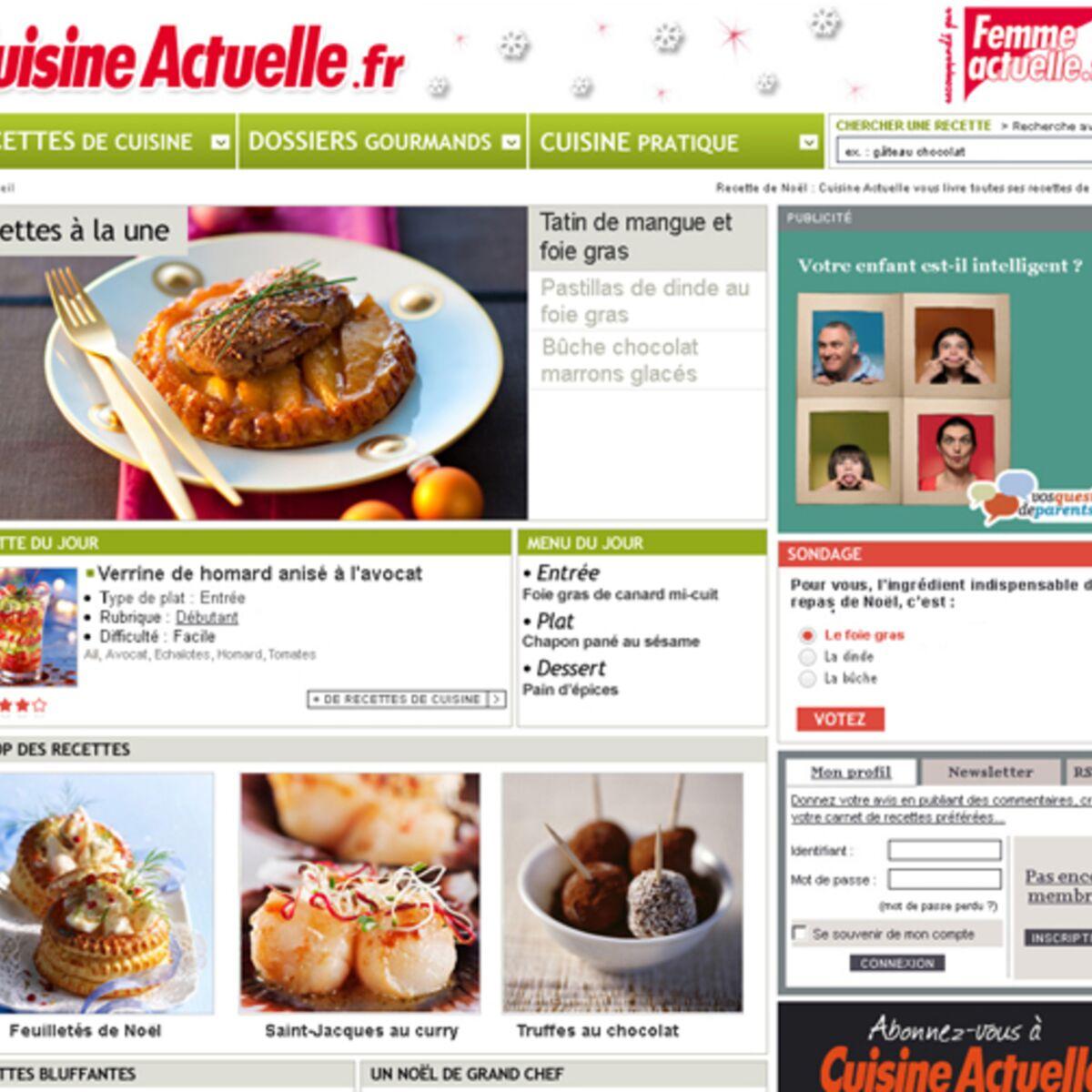Cuisineactuelle Fr Se Relooke Pour Feter Noel Femme Actuelle