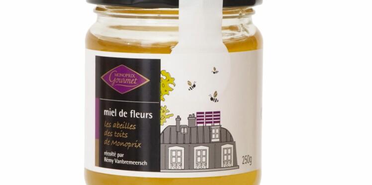 Le miel des toits de Paris est arrivé chez Monoprix !