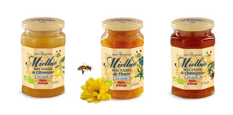 Mielbio : qualité préservée de la ruche au pot !