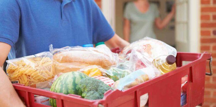 Monoprix livre vos courses… et vous aide à lutter contre le gaspillage !