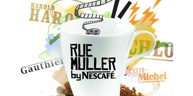 Nescafé ouvre une maison éphémère