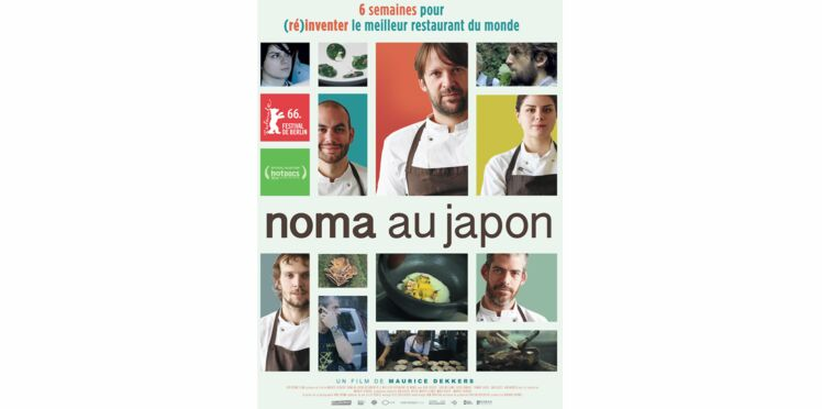 Noma, le meilleur restaurant du monde fait son cinéma