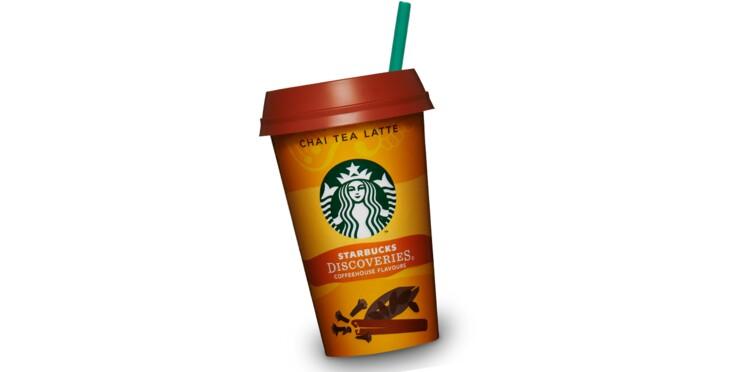 On craque pour la nouvelle boisson Starbucks !