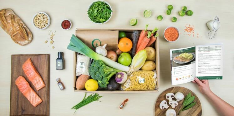 Nouvelle tendance - les box à cuisiner : notre sélection des meilleures