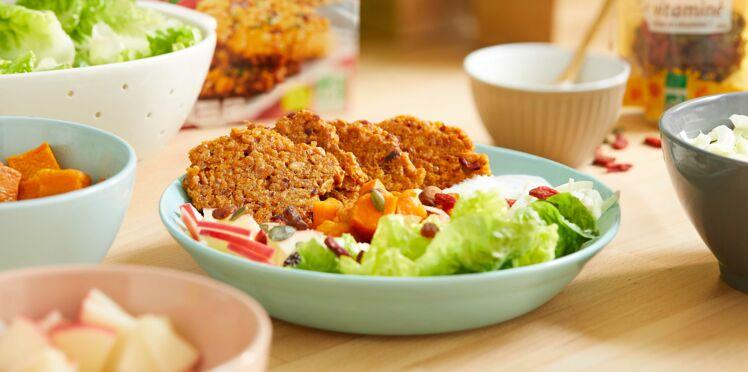 Nuggets sans viande, cordons bleus vegan… La junk food végétarienne débarque en supermarchés