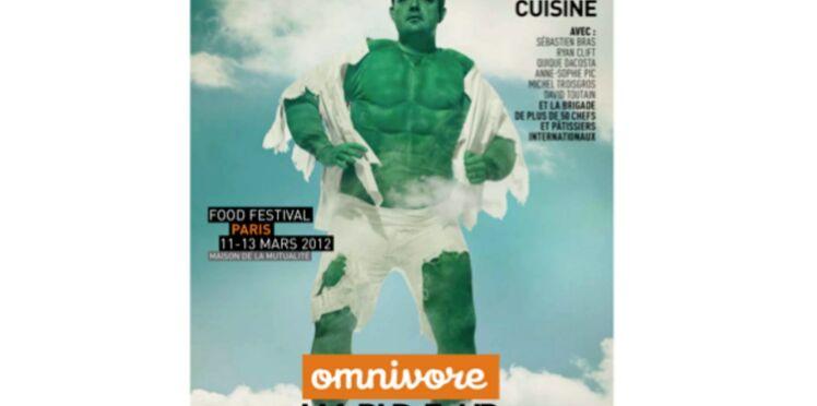L'Omnivore Food Festival s'installe à Paris