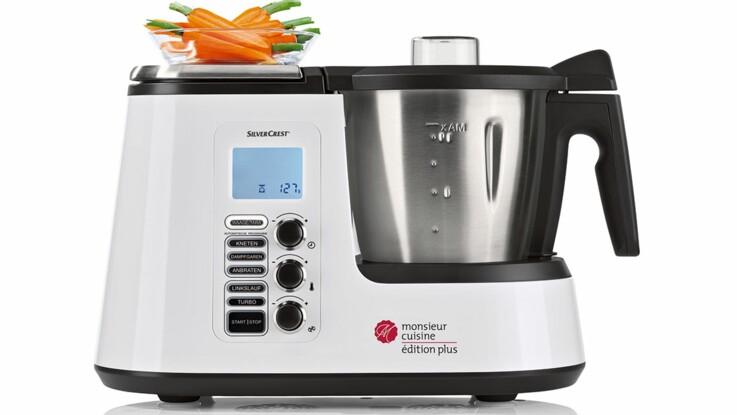 On a testé le robot cuiseur de Lidl à 229 €