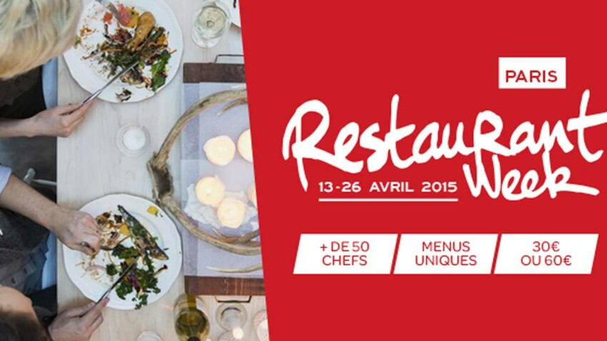 Des menus de chef pour 30 € avec la Paris Restaurant Week !