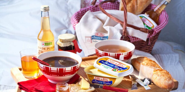 Gagnez un petit-déjeuner complet à domicile
