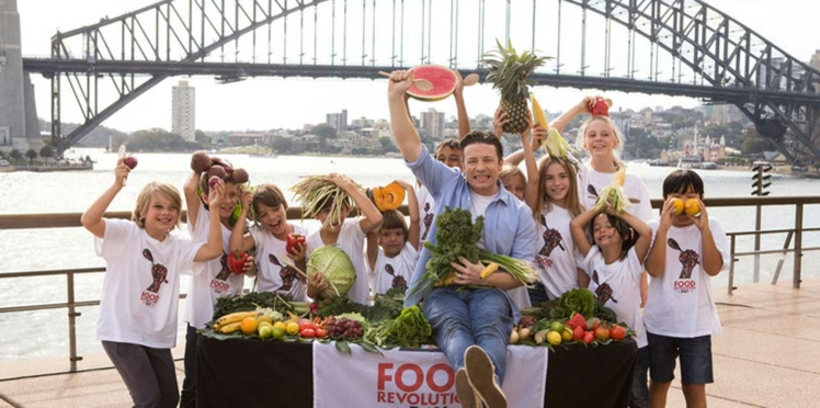 #FoodRevolutionDay : signez la pétition de Jamie Oliver !