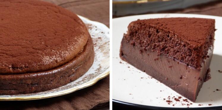 Coup de coeur blog : Le gâteau magique qui fait sensation