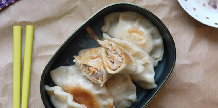 Coup de coeur blog : des raviolis japonais maison