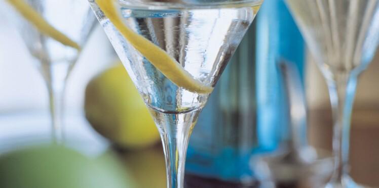Connaissez-vous la recette du martini façon James Bond ?