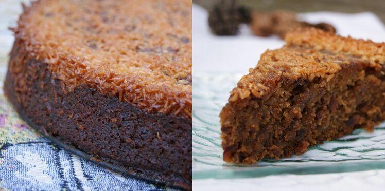 Coup de coeur blog : le gâteau du bûcheron, c'est de saison !