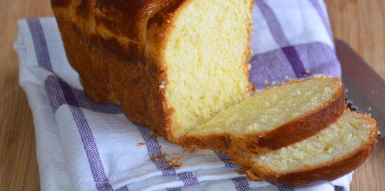 Coup de coeur blog : une brioche comme chez le boulanger