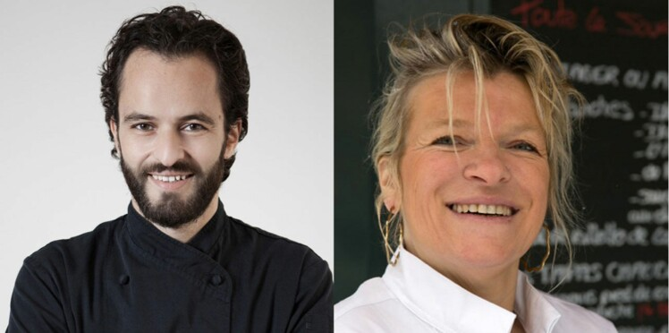 Le camembert en cuisine vu par Flora Mikula et Yoni Saada
