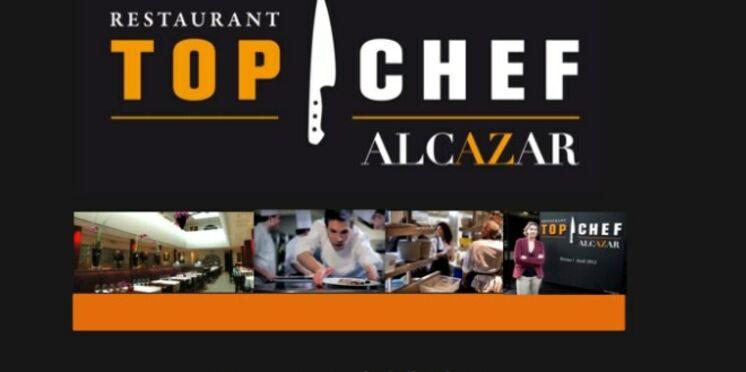 Les candidats de Top Chef tiennent un restaurant éphémère