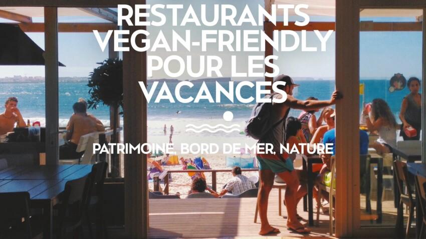 Le top des restaurants vegan-friendly en France pour les vacances