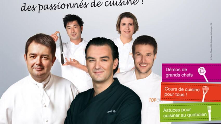 Le salon Cuisinez ouvre ses portes à Paris
