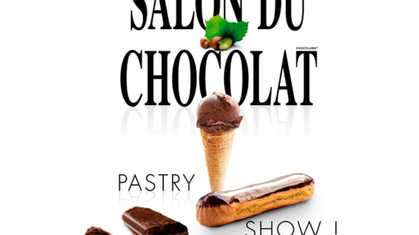 Salon du chocolat : la pâtisserie à l'honneur