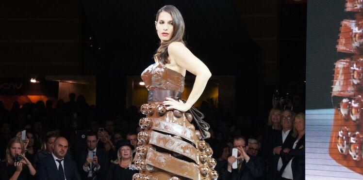 Salon du chocolat 2013 : l'occasion était trop belle...