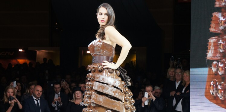 Salon du chocolat 2013 : l'occasion était trop belle...