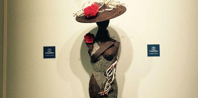 Salon du chocolat 2015 : sous le signe de la sculpture