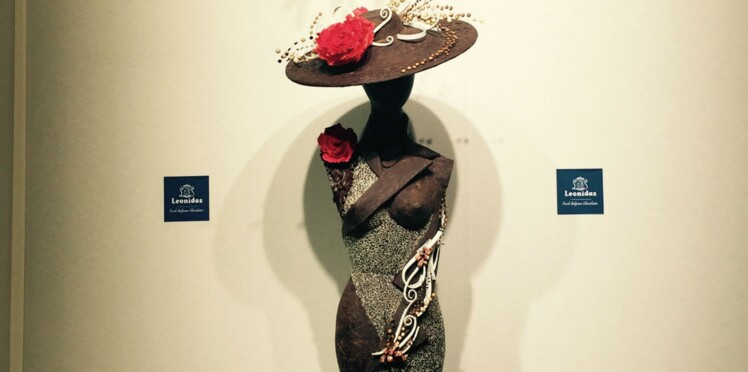 Salon du chocolat 2015 : sous le signe de la sculpture