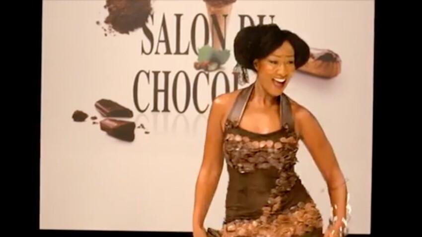 Vidéo : le défilé du Salon du chocolat 2016