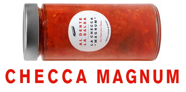 La sauce tomate artisanale version XXL, che buono !
