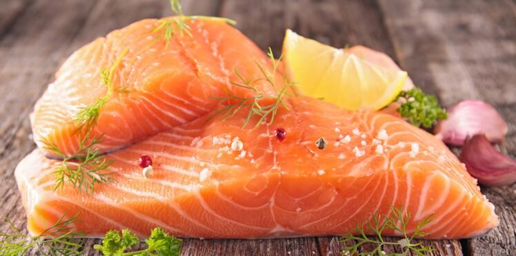 Le saumon bio plus pollué qu'on ne le croit
