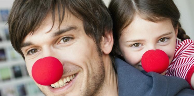 Soutenez les visites de clowns à l'hôpital !