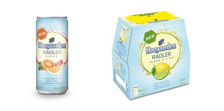 Test de la semaine : la Hoegaarden Radler, goûts citron et agrumes