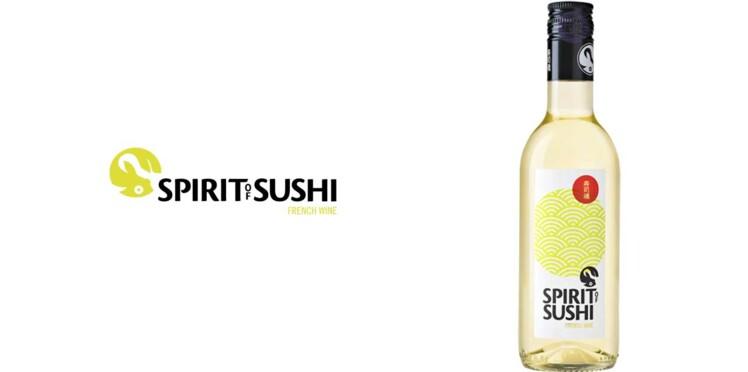Test de la semaine : le vin Spirit of Sushi, spécial cuisine japonaise !