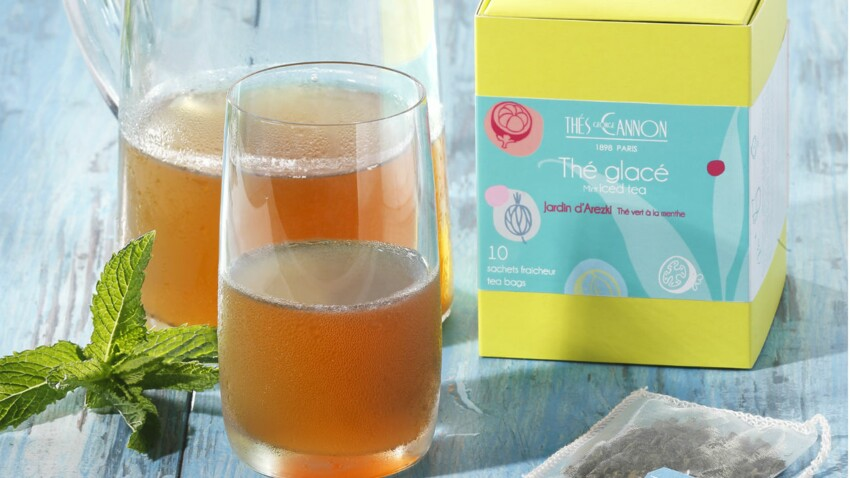 Du thé à savourer... tout frais !