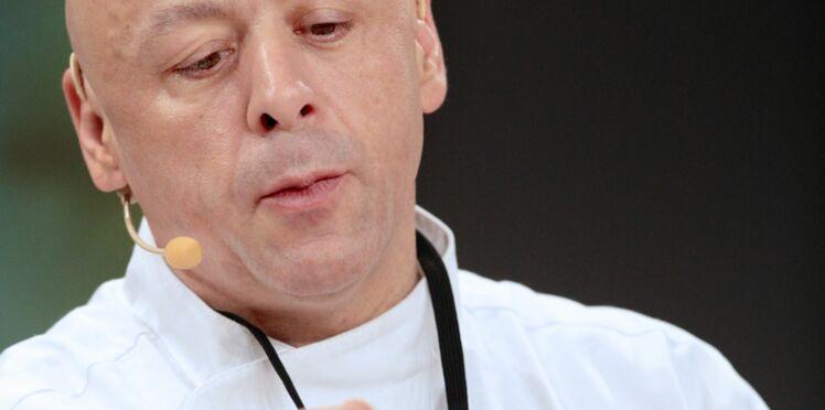Thierry Marx en cuisine avec les détenus pour un futur livre