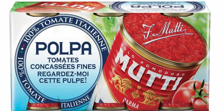 Goûtez les tomates qui viennent tout droit d'Italie