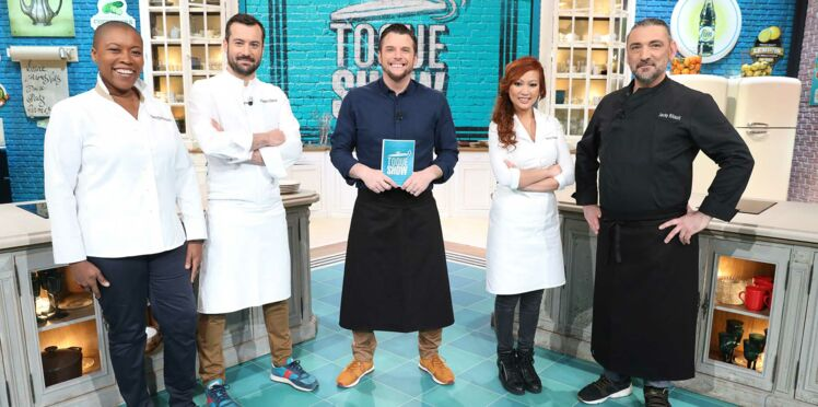 Toque Show : une nouvelle émission culinaire animée par Norbert Tarayre