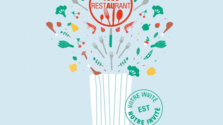 Tous au Restaurant : les réservations sont ouvertes !