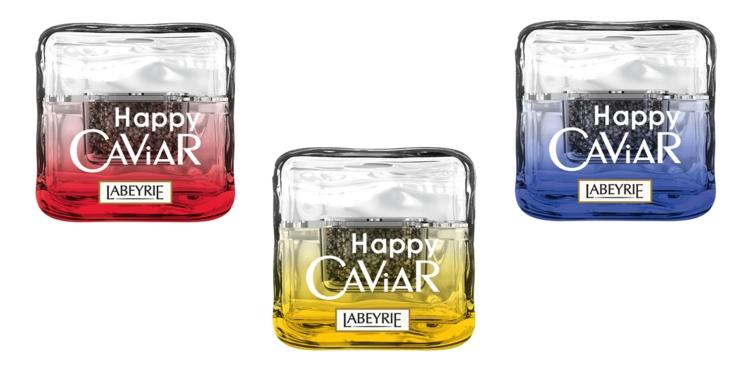 Un cube de caviar à prix tout doux !