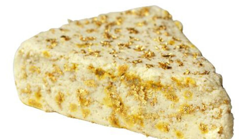 Un fromage en or pour les fêtes