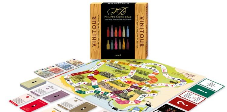 Un jeu ludique pour découvrir les vignobles français
