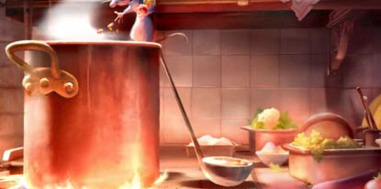 La bonne tambouille de Ratatouille