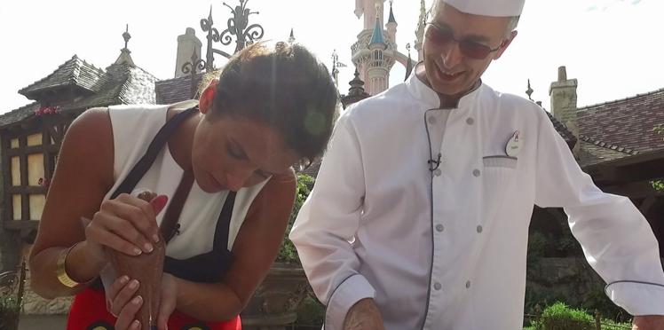 Le meilleur pâtissier : Faustine Bollaert passe aux fourneaux